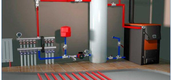 Тосол в системе отопления дома, возможно ли это?